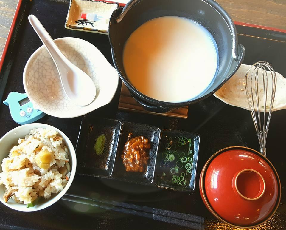 500円◎出来たて豆腐を目の前で作り立てを食べれちゃう♪