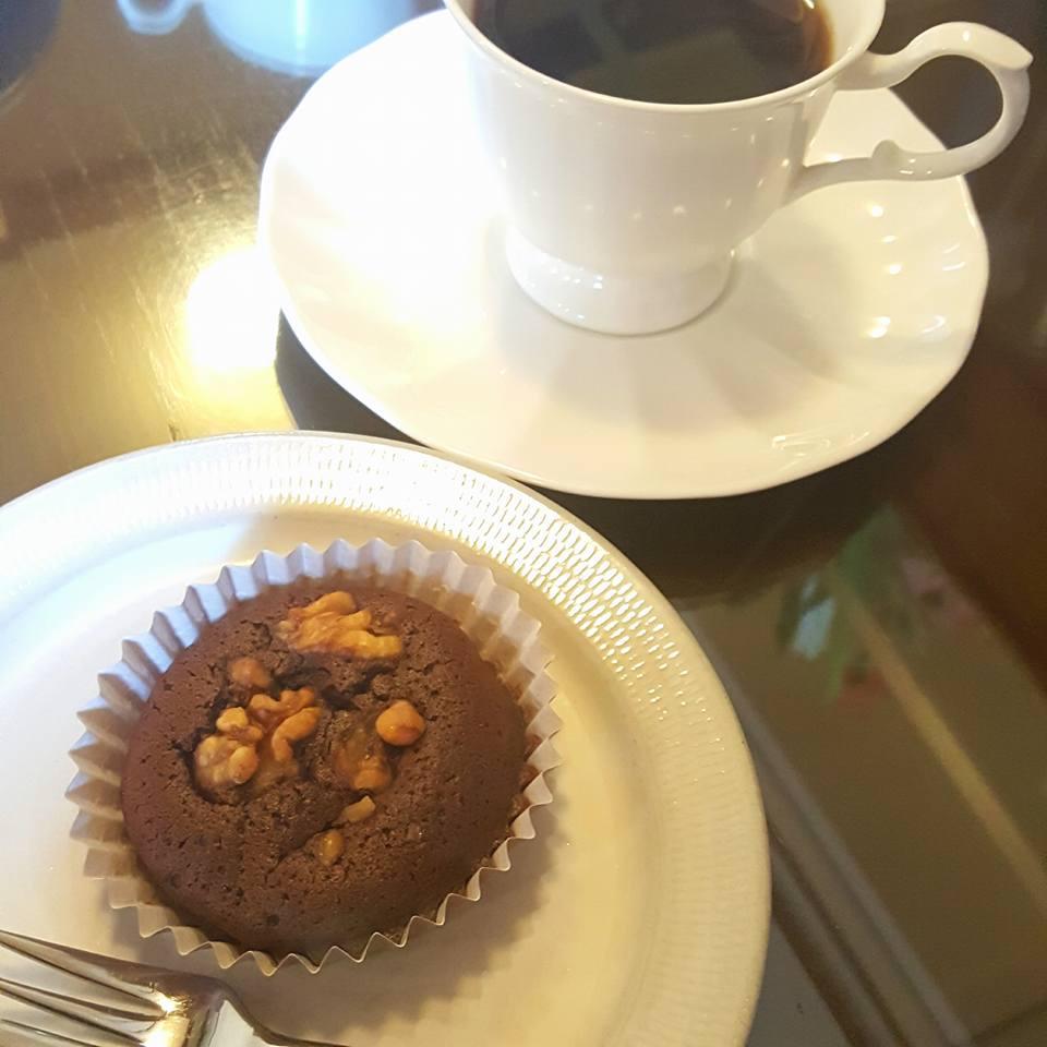 安心美味しいネパールのオーガニック珈琲と、大人気「ひつじ製菓」さんのスイーツ◎