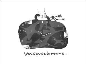 monochrome モノクローム